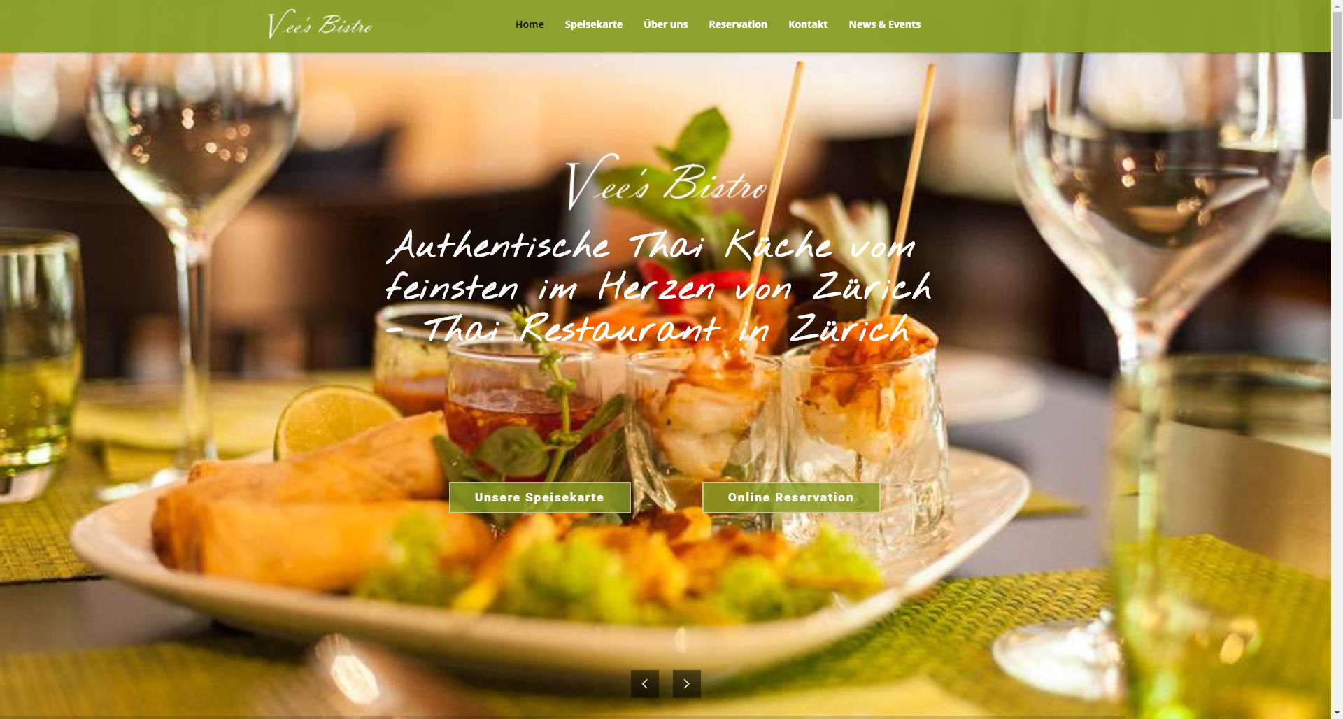 Vees Bistro - Thai Restaurant und Take away